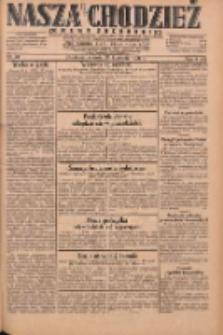 Nasza Chodzież: dziennik poświęcony obronie interesów narodowych na zachodnich ziemiach Polski 1931.04.25 R.9(2) Nr95