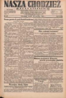 Nasza Chodzież: dziennik poświęcony obronie interesów narodowych na zachodnich ziemiach Polski 1931.04.28 R.9(2) Nr97