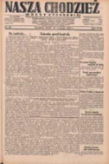 Nasza Chodzież: dziennik poświęcony obronie interesów narodowych na zachodnich ziemiach Polski 1931.04.29 R.9(2) Nr98