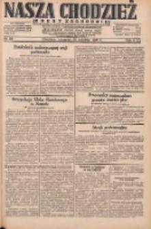 Nasza Chodzież: dziennik poświęcony obronie interesów narodowych na zachodnich ziemiach Polski 1931.04.30 R.9(2) Nr99