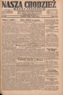 Nasza Chodzież: dziennik poświęcony obronie interesów narodowych na zachodnich ziemiach Polski 1931.05.01 R.9(2) Nr100
