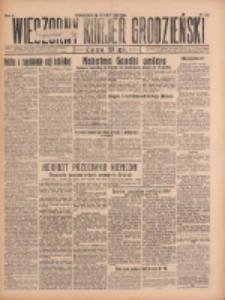 Wieczorny Kurjer Grodzieński 1932.09.26 R.1 Nr117