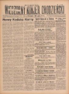 Wieczorny Kurjer Grodzieński 1932.10.01 R.1 Nr122