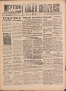 Wieczorny Kurjer Grodzieński 1932.10.08 R.1 Nr129