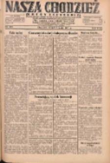 Nasza Chodzież: dziennik poświęcony obronie interesów narodowych na zachodnich ziemiach Polski 1931.05.05 R.9(2) Nr103