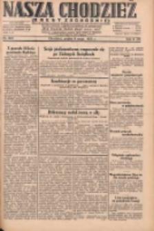 Nasza Chodzież: dziennik poświęcony obronie interesów narodowych na zachodnich ziemiach Polski 1931.05.08 R.9(2) Nr106