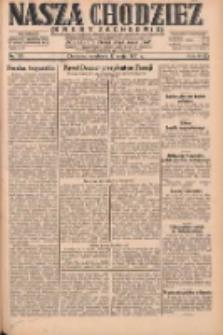 Nasza Chodzież: dziennik poświęcony obronie interesów narodowych na zachodnich ziemiach Polski 1931.05.17 R.9(2) Nr113