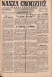 Nasza Chodzież: dziennik poświęcony obronie interesów narodowych na zachodnich ziemiach Polski 1931.05.20 R.9(2) Nr115