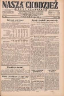 Nasza Chodzież: dziennik poświęcony obronie interesów narodowych na zachodnich ziemiach Polski 1931.05.27 R.9(2) Nr120