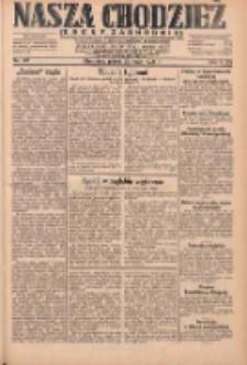 Nasza Chodzież: dziennik poświęcony obronie interesów narodowych na zachodnich ziemiach Polski 1931.05.29 R.9(2) Nr122