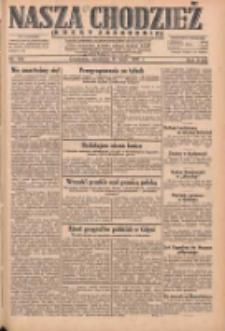 Nasza Chodzież: dziennik poświęcony obronie interesów narodowych na zachodnich ziemiach Polski 1931.05.31 R.9(2) Nr124