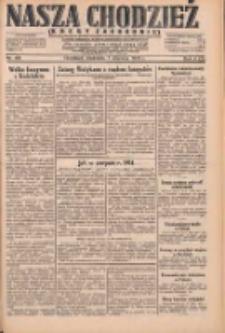 Nasza Chodzież: dziennik poświęcony obronie interesów narodowych na zachodnich ziemiach Polski 1931.06.07 R.9(2) Nr129