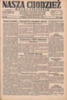 Nasza Chodzież: dziennik poświęcony obronie interesów narodowych na zachodnich ziemiach Polski 1931.06.11 R.9(2) Nr132