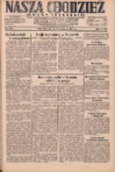 Nasza Chodzież: dziennik poświęcony obronie interesów narodowych na zachodnich ziemiach Polski 1931.06.12 R.9(2) Nr133