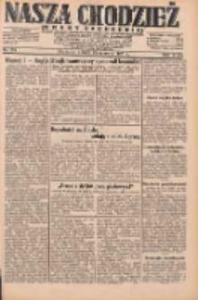 Nasza Chodzież: dziennik poświęcony obronie interesów narodowych na zachodnich ziemiach Polski 1931.06.13 R.9(2) Nr134