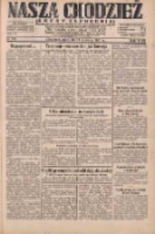 Nasza Chodzież: dziennik poświęcony obronie interesów narodowych na zachodnich ziemiach Polski 1931.06.14 R.9(2) Nr135