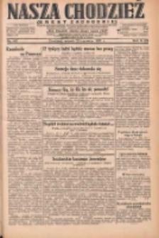 Nasza Chodzież: dziennik poświęcony obronie interesów narodowych na zachodnich ziemiach Polski 1931.06.23 R.9(2) Nr142