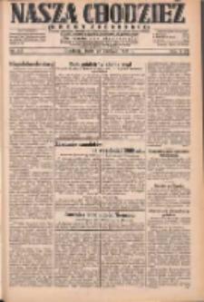 Nasza Chodzież: dziennik poświęcony obronie interesów narodowych na zachodnich ziemiach Polski 1931.06.24 R.9(2) Nr143