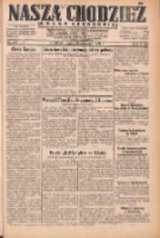 Nasza Chodzież: dziennik poświęcony obronie interesów narodowych na zachodnich ziemiach Polski 1931.06.26 R.9(2) Nr145