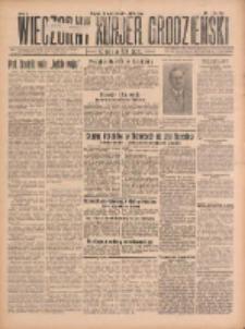 Wieczorny Kurjer Grodzieński 1932.10.14 R.1 Nr135