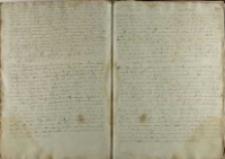 List od tegoz Gabriela Silnickiego do koła woyskowego, gdy był posłem od woyska, ok. 1665