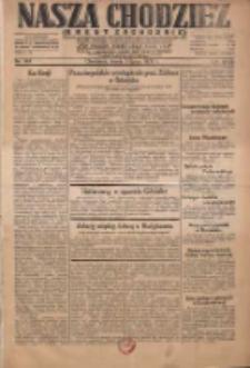 Nasza Chodzież: dziennik poświęcony obronie interesów narodowych na zachodnich ziemiach Polski 1931.07.01 R.9(2) Nr148