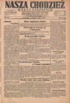 Nasza Chodzież: dziennik poświęcony obronie interesów narodowych na zachodnich ziemiach Polski 1931.07.02 R.9(2) Nr149