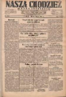 Nasza Chodzież: dziennik poświęcony obronie interesów narodowych na zachodnich ziemiach Polski 1931.07.03 R.9(2) Nr150