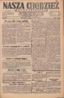 Nasza Chodzież: dziennik poświęcony obronie interesów narodowych na zachodnich ziemiach Polski 1931.07.07 R.9(2) Nr153