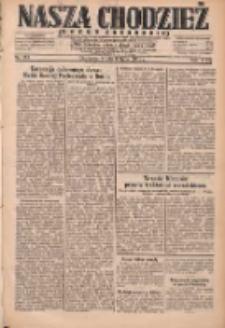 Nasza Chodzież: dziennik poświęcony obronie interesów narodowych na zachodnich ziemiach Polski 1931.07.08 R.9(2) Nr154
