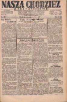 Nasza Chodzież: dziennik poświęcony obronie interesów narodowych na zachodnich ziemiach Polski 1931.07.09 R.9(2) Nr155