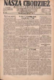 Nasza Chodzież: dziennik poświęcony obronie interesów narodowych na zachodnich ziemiach Polski 1931.07.10 R.9(2) Nr156