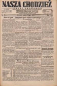 Nasza Chodzież: dziennik poświęcony obronie interesów narodowych na zachodnich ziemiach Polski 1931.07.11 R.9(2) Nr157