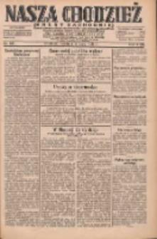 Nasza Chodzież: dziennik poświęcony obronie interesów narodowych na zachodnich ziemiach Polski 1931.07.12 R.9(2) Nr158