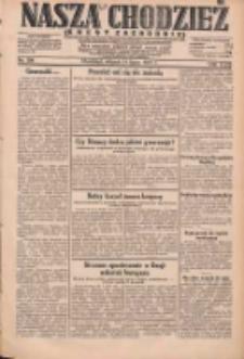 Nasza Chodzież: dziennik poświęcony obronie interesów narodowych na zachodnich ziemiach Polski 1931.07.14 R.9(2) Nr159