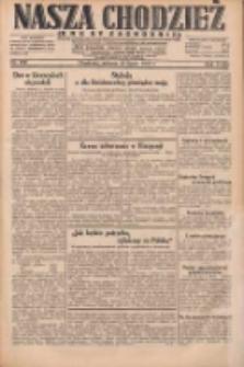 Nasza Chodzież: dziennik poświęcony obronie interesów narodowych na zachodnich ziemiach Polski 1931.07.25 R.9(2) Nr169