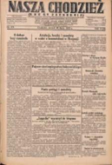 Nasza Chodzież: dziennik poświęcony obronie interesów narodowych na zachodnich ziemiach Polski 1931.07.28 R.9(2) Nr171