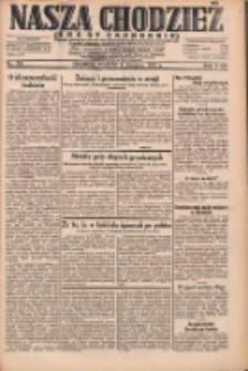 Nasza Chodzież: dziennik poświęcony obronie interesów narodowych na zachodnich ziemiach Polski 1931.08.06 R.9(2) Nr179