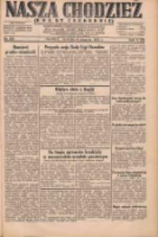 Nasza Chodzież: dziennik poświęcony obronie interesów narodowych na zachodnich ziemiach Polski 1931.08.09 R.9(2) Nr182
