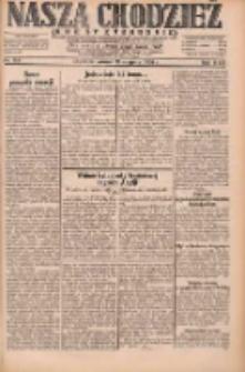 Nasza Chodzież: dziennik poświęcony obronie interesów narodowych na zachodnich ziemiach Polski 1931.08.18 R.9(2) Nr188