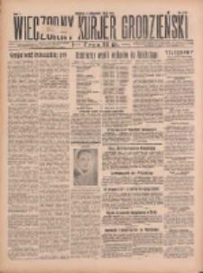 Wieczorny Kurjer Grodzieński 1932.11.08 R.1 Nr159