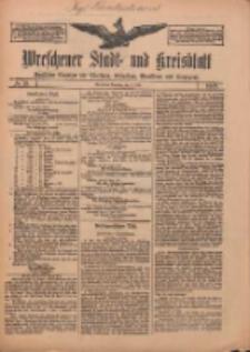 Wreschener Stadt und Kreisblatt: amtlicher Anzeiger für Wreschen, Miloslaw, Strzalkowo und Umgegend 1912.07.02 Nr78