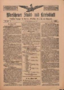 Wreschener Stadt und Kreisblatt: amtlicher Anzeiger für Wreschen, Miloslaw, Strzalkowo und Umgegend 1912.07.06 Nr80