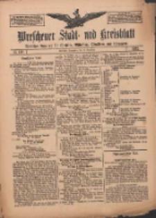 Wreschener Stadt und Kreisblatt: amtlicher Anzeiger für Wreschen, Miloslaw, Strzalkowo und Umgegend 1912.09.12 Nr110