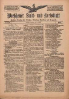 Wreschener Stadt und Kreisblatt: amtlicher Anzeiger für Wreschen, Miloslaw, Strzalkowo und Umgegend 1912.10.26 Nr129