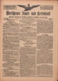 Wreschener Stadt und Kreisblatt: amtlicher Anzeiger für Wreschen, Miloslaw, Strzalkowo und Umgegend 1912.11.19 Nr139