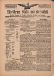Wreschener Stadt und Kreisblatt: amtlicher Anzeiger für Wreschen, Miloslaw, Strzalkowo und Umgegend 1912.11.23 Nr141