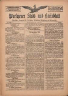 Wreschener Stadt und Kreisblatt: amtlicher Anzeiger für Wreschen, Miloslaw, Strzalkowo und Umgegend 1912.11.26 Nr142