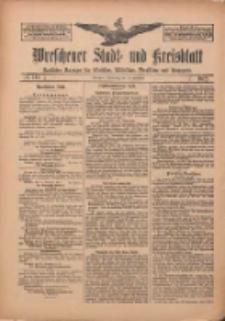 Wreschener Stadt und Kreisblatt: amtlicher Anzeiger für Wreschen, Miloslaw, Strzalkowo und Umgegend 1912.11.28 R.26 Nr143
