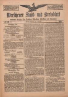 Wreschener Stadt und Kreisblatt: amtlicher Anzeiger für Wreschen, Miloslaw, Strzalkowo und Umgegend 1912.12.05 Nr146